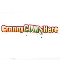 Granny Cums Here