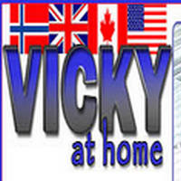 Vicky At Home