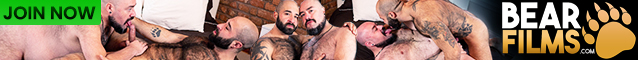 Hardcore Bareback Action With Gay Cubs And Muscle Bear Hunks