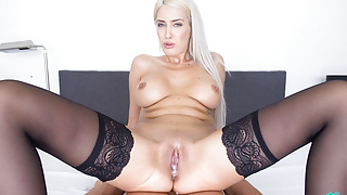 Gigolo for Busty Blonde
