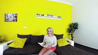 Rent softcore porn online - Blonde slut fucks for rent