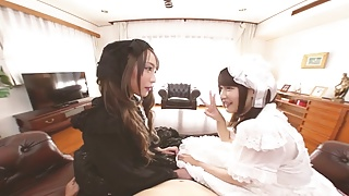 Teen cults Two cult japanese maids in my house 2