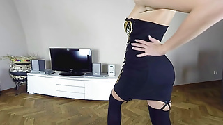 Femalemale masturbation video Vr masturbation video by katy rose toying her tight pussy