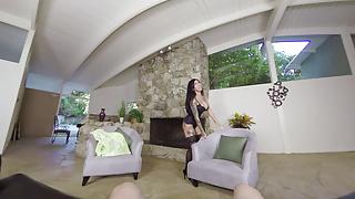 Anna bergman porn - Milfvr - house warming ft. lily lane anna kelly