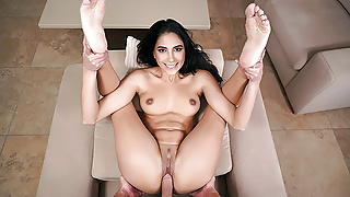 SexBabesVR - Tourist From Venezuela with Baby Nicols