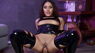 VRCosplayX X-MEN XXX: PSYLOCKE Reads Your Wish To Fuck Her