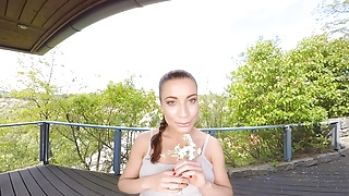Bizzar porn tube - 18vr.com give theresa bizzare cock instead of flowers