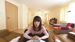 VRBangers Young Japanese Babe Is Getting Her Pussy Open VR