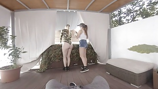 Military porn pictures Virtualrealporn.com army girls