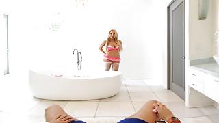 Alex ford porn - Vrbangers.com - pov tub teasing alex pussy play vr porn
