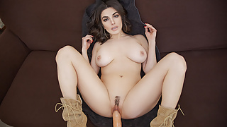 BaBeVR Busty Darcie Dolce Is Ready To Take Your Long Dick