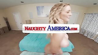 America public sex Naughty america vr - pool party turns into hot foursome on m