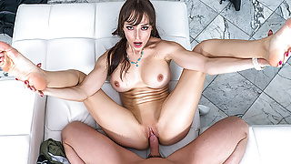 MilfVR - Lexi Luna - Dry Ink, Wet Pussy