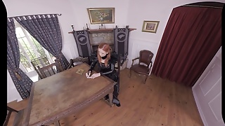 Planet eva redhead Pov wild anal sex with eva berger as sansa on vrcosplayx.com