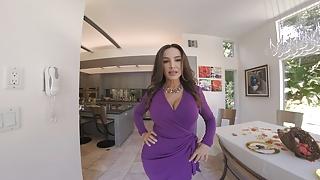Ann pennington porn Wetvr lisa ann first ever vr scene on thanksgiving