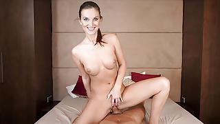 SexBabesVR - A Sensual Touch with Jennifer Jane