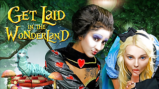 Get Laid In The Wonderland VR Conk