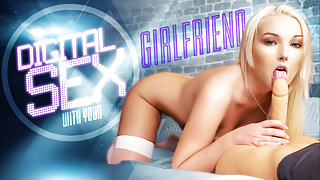 Digital Sex With Girlfriend VR Conk