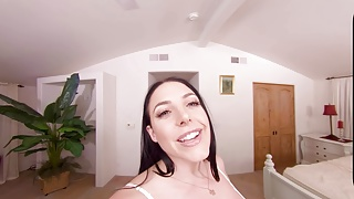 Mandy carter porn pics Badoinkvr 3some with busty babe angela white gabbie carter