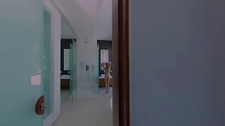 Big tit fucking reality - Wetvr lucky hung creep virtual reality bathing fuck