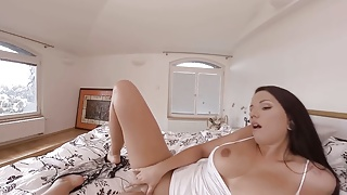 VirtualRealPorn.com - Hot pizza