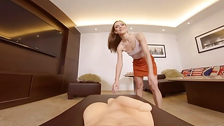 Porn living - Sexbabesvr - 180 vr porn - alyssa reece in living-room