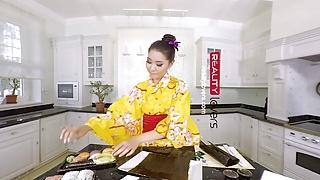 Japanese geisha escort tooting Realitylovers - japanese geisha vr