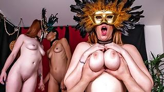 MilfVR - Lauren Phillips - Eyes Wide Slut