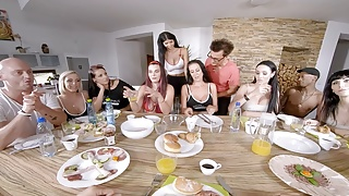 Reality Lovers - Dishing Out Pleasure POV