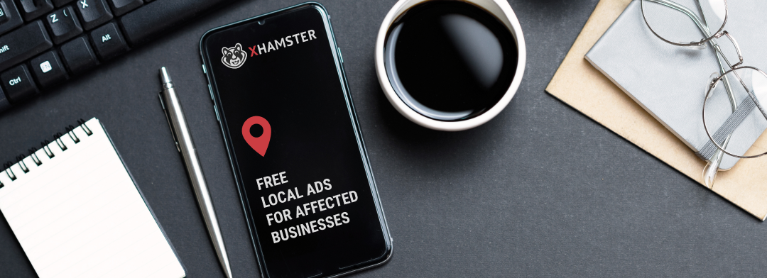 Was Your Business Looted? xHamster Offers Free Local Ads