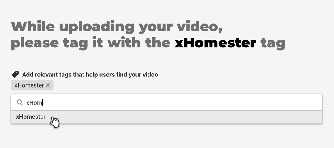 $500 award! xHOMEster amateur porn video contest 2